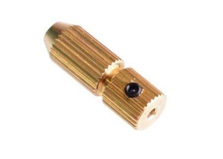 Uchwyt do Mini Wiertarki na wiertła od 2mm do 3.17mm - głowica wiertła na oś 2mm