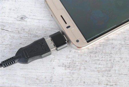Adapter - Przejściowka MicroUSB - OTG