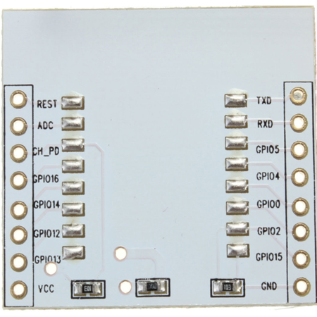 Adapter do Modułów ESP8266 - do ESP-07, ESP-08, ESP12 itp