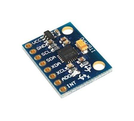 Akcelerometr 3-osiowy MPU-6050 /GY-521 - żyroskop na I2C