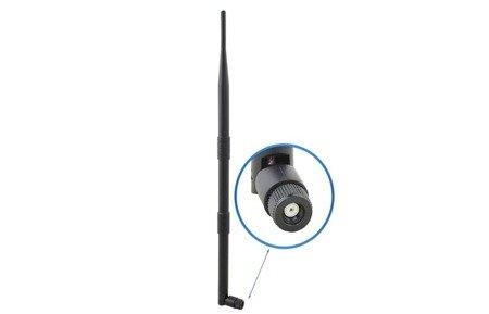 Antena 380mm 2,4GHz (12dBi) - wtyk RP-SMA - do nadajników RC