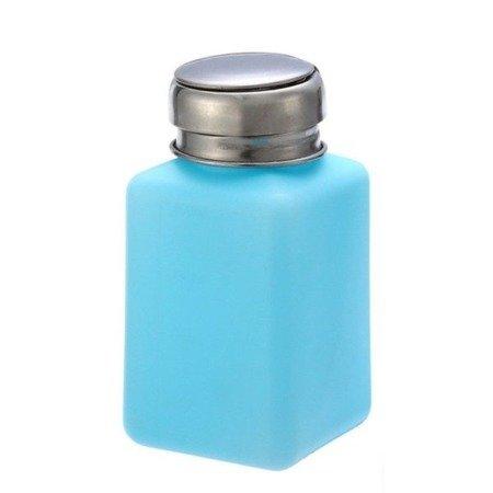 Butelka dozująca ESD 200ml - z pompką - niebieska - dozownik