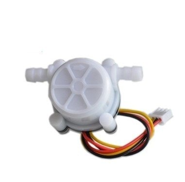 Czujnik przepływu cieczy, wody - 0.3-6L/min - przepływomierz YF-S401