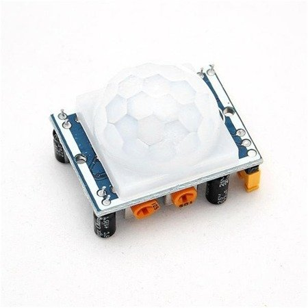 Czujnik ruchu PIR HC-SR501 - detektor ruchu do Arduino