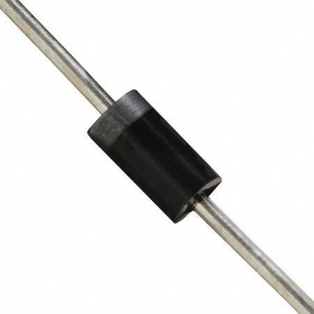 Dioda prostownicza 1A 1000V - 1N4007 - DO-41 - 10 szt