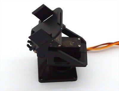 Gimbal Nylon 30x30 - Pan Tilt - do kamery Cmos