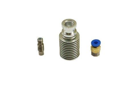 Głowica(radiator) J-Head E3D V6 - z gwintem M10 pod złącze