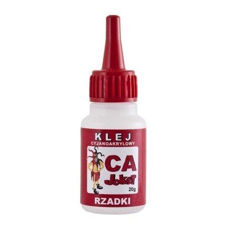 Klej Cyjanoakrylowy Rzadki 20g - JOKER Klej modelarski CA