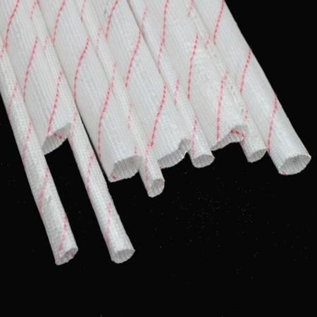 Koszulka Elektroizolacyjna 4mm - z włókna szklanego - Oplot na przewody