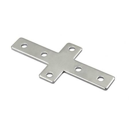 Łącznik krzyżowy Cross-Type do profili aluminiowych 2020 - TSLOT, T-NUT, TNUT