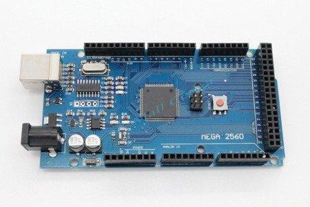 MEGA 2560 R3 ATMega2560 16MHz - CH340 - kompatybilny z Arduino