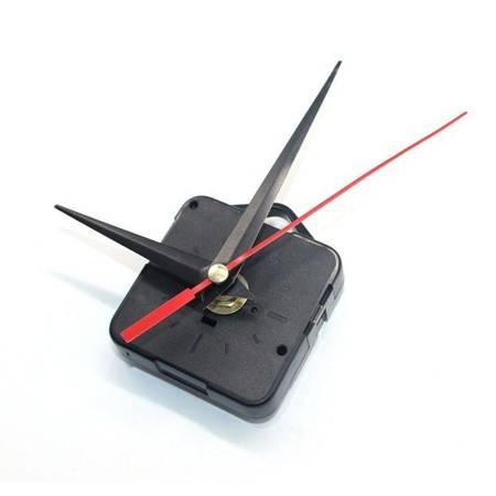Mechanizm kwarcowy do zegara ściennego z prostymi wskazówkami DIY