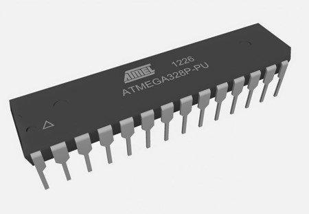 Mikrokontroler AVR ATmega328P-PU - mikroprocesor do Arduino