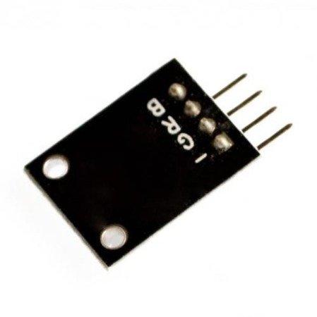 Moduł LED - Dioda LED RGB SMD 5050 - 3.3V - goldpin - Arduino - KY-009