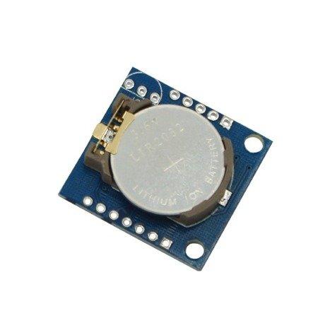 Moduł czasu RTC DS1307 - zegar czasu rzeczywistego - Arduino