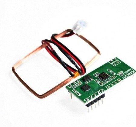 Moduł czytnik kart RFID - 125 kHz - SCM RDM6300