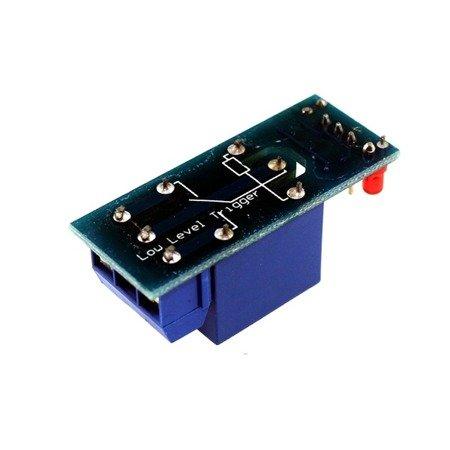 Moduł przekaźnika 1-kanał - 5V - 10A/250V - kontrola LED