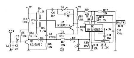 Moduł radiowy RF 433MHz Arduino - nadajnik i odbiornik Arduino