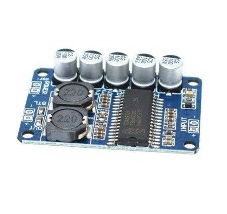 Moduł wzmacniacz mono TDA8932 - 1x35W - klasa D