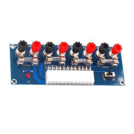 Moduł zasilacza ATX - XH-M229 - adapter do zasilacza komputerowego ATX