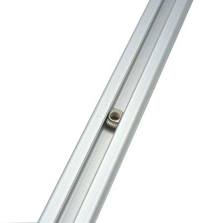 Nakrętka młoteczkowa T M4 do profili aluminiowych 2020 - 10 szt. - TSLOT, T-NUT, TNUT