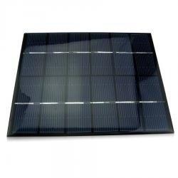 Ogniwo słoneczne - 2W 6V - 136x110x3mm - OS2 - Panel solarny - solar - fotowoltaiczny - pv