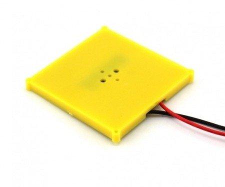 Panel solarny monokrystaliczny - 3V 100mA - 6x6cm - panel słoneczny - do budowy robotów i projektów DIY - pv - solar -fotowoltaiczny