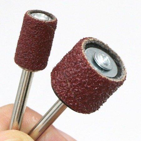 Pierścień szlifierski - 14x13 mm - papier do szlifowania - 10 szt