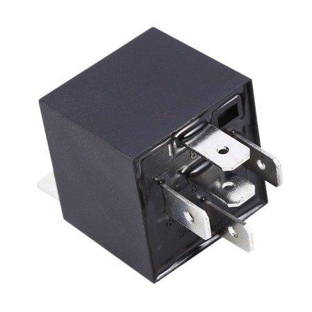 Przekaźnik samochodowy 12V - 40/30A - wodoodporny - 5-pin - JD1914