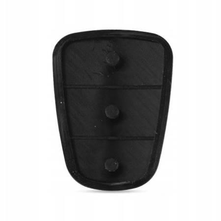 Przyciski gumowe do kluczyka pilota - Hyundai Kia - HOLD