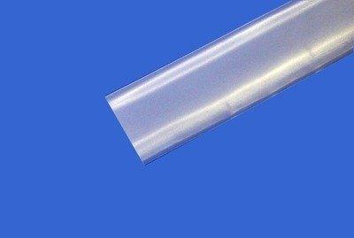 Rurka koszulka termokurczliwa PE Ø30/15 mm - bezbarwna 1mb - elastyczna
