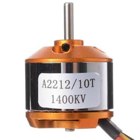 Silnik XXD A2212 1400KV 2-3S - 180W - ciąg 830g