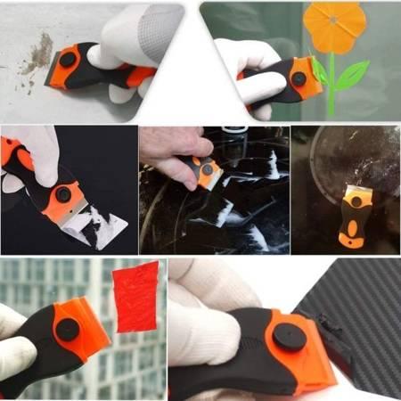 Skrobak do płyt ceramicznych - indukcyjnych - szkła - Skrobaczka