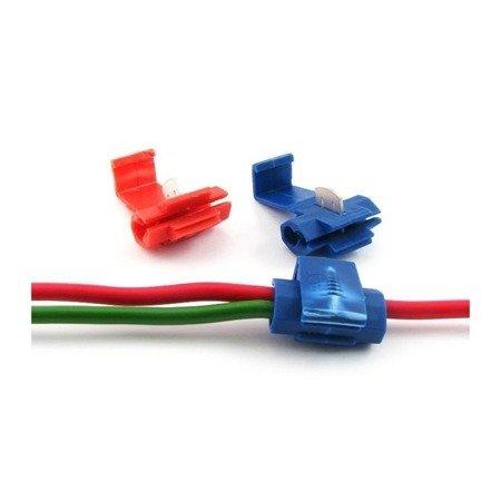 Szybkozłączka na kabel 0,5-1,0 mm² - Złącze zaciskowe na przewody 18-22 AWG - rozgałęźnik