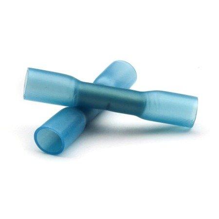 Szybkozłączka na kabel 1,5-2,5 mm² - tulejka termokurczliwa - zacisk na przewody 14-16 AWG