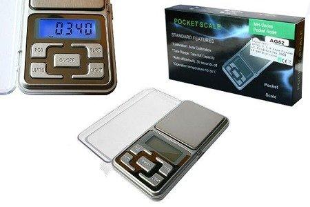 Waga elektroniczna MH-200 - 200g/0,1g - waga jubilerska