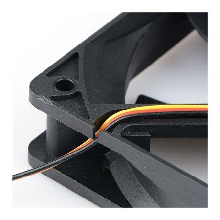 Wentylator LY-1225M12S - 12V - 0,25A - 120x120x25mm - 2 PIN