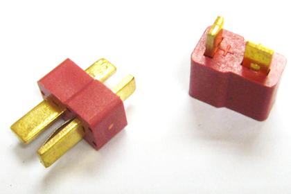 Wtyki T (DEAN) Konektor - 1 para