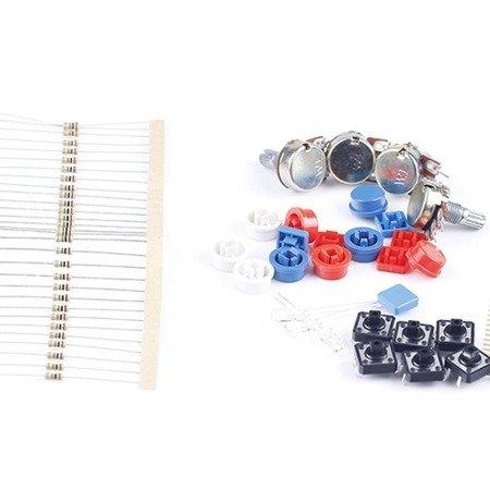 Zestaw do Arduino KIT-01 - 220 elementów biernych