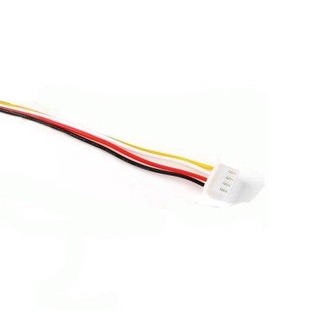 Złącze balancera XH 3S z przewodem - raster 2.54r- Gniazdo balancera 4PIN
